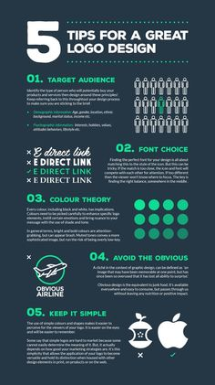 Having a great logo design is essential for every company, This infographic show. - Having a great logo design is essential for every company, This infographic shows 5 simple steps to - Great Logo Design, Inspiration Logo Design, Graphisches Design, Graphic Design Tutorials, Logo Design Tutorial, Info Graphic Design, Steps Design, Design Model, Design Trends