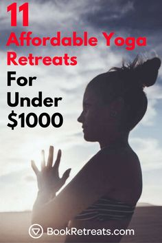 We see lots of retreats come through our site. We've picked 11 of the most inspiring affordable yoga retreats to deepen your yoga practice. Check em out @ https://bookretreats.com/blog/11-top-affordable-yoga-retreats-1000-still-rock/