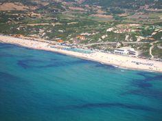 la spiaggia Li Junchi