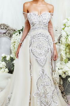 DAR SARA Bridal Collection 2014 I'm not getting married, but YOWZA!
