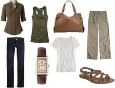 Inspired by 'Vicky Cristina Barcelona' Core Wardrobe, Wardrobe Basics, Capsule Wardrobe, Vicky Cristina Barcelona, My Life Style, Style Me, Love Fashion, Fashion Outfits, College Fashion