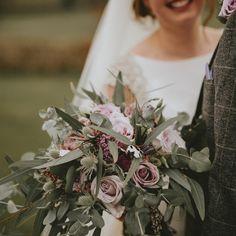 Lilac Flowers, Bridal Flowers, Flower Bouquet Wedding, Floral Wedding, Lilac Grey, North Yorkshire, Special Events, Wedding Events, Flower Arrangements
