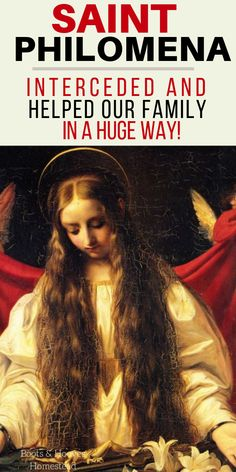 How St Philomena interceded and worked a miracle for our family. Catholic Prayer For Healing, Prayers For Healing, Catholic Quotes, Catholic Prayers, Catholic Saints, Catholic Altar, Patron Saints, St Jude Prayer, Fervent Prayer