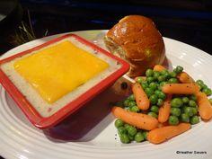 Disney Recipe: Veggie Tater Bake from Flo's V-8 Cafe in Disney California Adventure (A Vegetarian Recipe!)