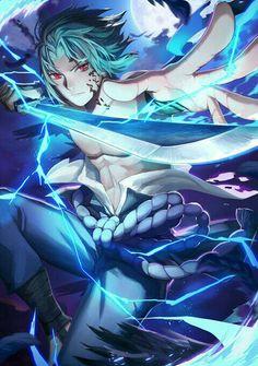 Sasuke - Team Hebi