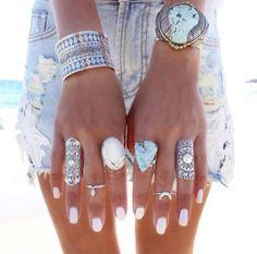 Finger Jewelry Sieraden Ringen Bohemian