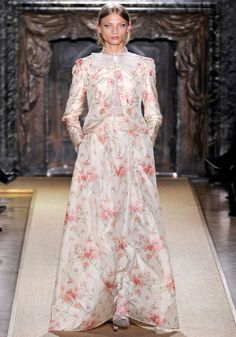 Valentino SS12 couture