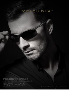 VEITHDIA 6562 - Sunglasses Sports Sunglasses, Sunglasses Sale, Polarized Sunglasses, Coat Drive, Night Driving, Rectangle Sunglasses, Mens Glasses, Eyewear, T Shirt