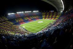 """Noche mágica en el Camp Nou. Histórica remontada del gran equipo del #Barcelona """"Som un Equip"""""""