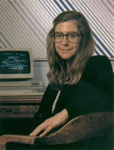 Margaret Hamilton, leader of the team that developed the flight software for NASAs Apollo missions.