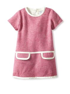 Baby CZ Girl's Tweed Lola Dress at MYHABIT