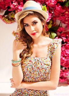 Sinem Kobal  turkish actress  Share and Enjoy! arabiandate.com #arabiandate