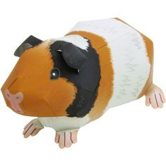 Guinea Pig,Animals,Paper Craft,Mammals ,Animals,mouse,Paper Craft,Pet series,easy