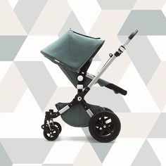 Introducing the Bugaboo Cameleon³ Kite, our new limited-edition stroller available from March 2017. Want to take a closer look? Check out the link in our profile and join us on Instagram Stories for a little tour #bugaboo #bugaboocameleonkite