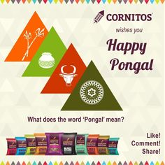 Sending out Pongal wishes for you