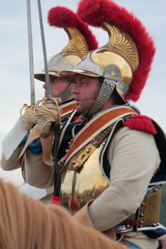 French Carabinier.  Click on image to ENLARGE.                              …