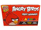 Angry Birds Gummie sweets nom nom nom