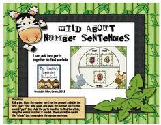 2 Jungle-Themed Math Games