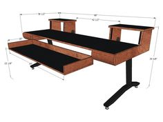 SCS Keyboard Desks 88 Key