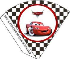 PARA IMPRIMIR: Kit para fiestas de Cars