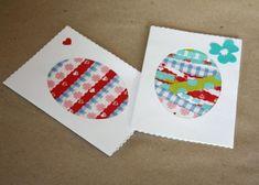 Fotopostupy na veľkonočné pozdravy, Tvorenie z papiera, fotopostup - Artmama.sk Cards, Maps, Playing Cards
