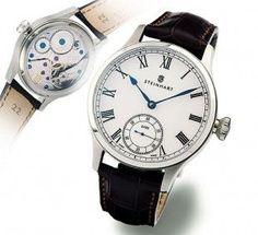 3a3f15b0483 Steinhart MARINE CHRONOMETER II Roman Marine Watch. Best smart swatches