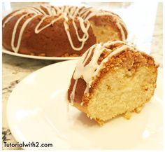 Moist Vanilla Bundt Cake Recipe