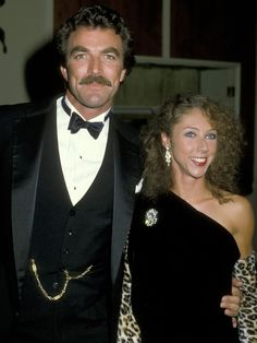 Being Magnum wasn't always easy for Tom Selleck. The famed actor starred on the hit series Magnum, P. from 1980 until 1988 — and by the end, he was simply exhausted from the role. Tom Selleck, Celebrity Couples, Celebrity Pictures, Tv Actors, Actors & Actresses, Jesse Stone, Most Handsome Actors, Sam Elliott, Magnum Pi