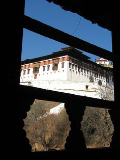 Bhutan. Paro Dzong