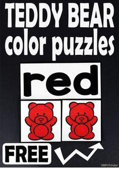 Free Printable Teddy