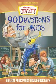 My children and I look forward to reading a new devotional each morning from Adventures in Odyssey's 90 Devotions for Kids.  These devotions do not contain twaddle, but are meaty enough to grab all of my children's (ages 6-16) attention....    **Adventures in Odyssey's 90 Devotions for Kids was provided for me free by Tyndale House Publishers in exchange for my honest review.