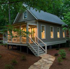 Petite maison/chalet rustique