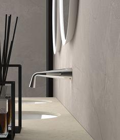 Formas puras e proporções perfeitas! Assim é a Linha Cono, da Metalbagno Spazi.