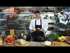 Συνταγή Carbonara από την La Pasteria! - YouTube