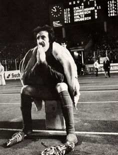 Vicente Del Bosque – 1980 European Cup Semi Final » Legend of Sports