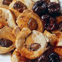 Pork, Boneless pork loin chops and Canned chicken on Pinterest