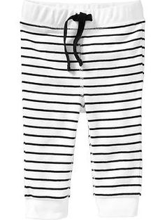 Jersey Pull-On Pants for Baby | Old Navy