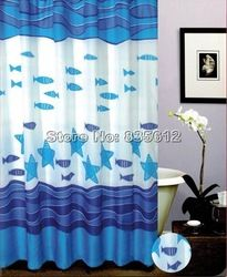 Shower curtain from ali express
