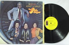 Staple Singers - Be Altitude: Respect Yourself #Vinyl LP Record Album #STAX