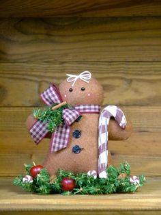 Sweet Gingerbread Man