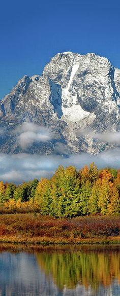 Grand Teton National Park, Wyoming, USA Grand Teton National Park, National Parks, Beautiful World, Beautiful Places, Parque Natural, Parcs, Paysage Sublime, Welt, State Parks