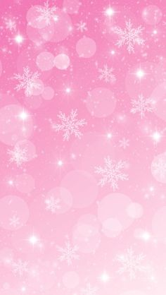 Are you looking for ideas for christmas pictures?Browse around this website for perfect Xmas inspiration.May the season bring you peace. Winter Wallpaper, Holiday Wallpaper, Pink Wallpaper, Wallpaper Backgrounds, Snowflake Wallpaper, Snowflake Background, Christmas Background, Cellphone Wallpaper, Iphone Wallpaper