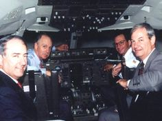 As far back as 1980, renowned aviation human factors guru Earl Wiener (picturedsitting in the captain's seat of the a Northwest Airlines Boeing 757 circa 1992)was asking the question on everyone's mind after the tragic crash of Asiana Flight 214 in San Francisco earlier this month – Has automation gone too far? Had he been around and of sound mind, Wiener would surely have weighed in.