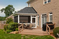 Screened Porches | Screen Porch Additions | Greenville, SC