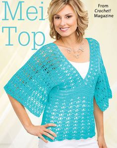 Crochet! Magazine on Pinterest Crochet Stitches, Crochet Patterns ...