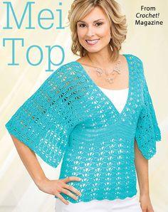 Crochet! Magazine on Pinterest Crochet Stitches, Crochet Patterns ...