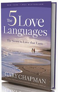 The 5 Love Languages by Gary Chapman:  THE most amazing book ever if you are having trouble in paradise and want to find that place again