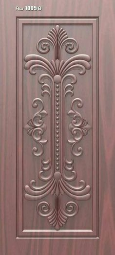 66 ideas for main door design entrance carving Wooden Front Door Design, Double Door Design, Door Gate Design, Room Door Design, Door Design Interior, Wooden Front Doors, Wooden Door Hangers, Door Design Photos, Glass Door Coverings