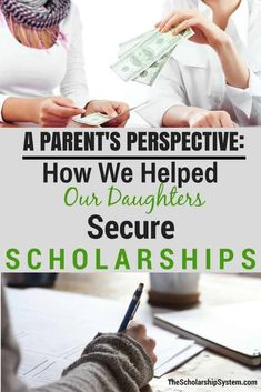 I know it can be difficult to get students on board to apply for scholarships so here are some thoughts on that topic.