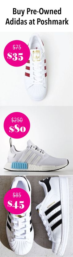 List an Item or Make an Offer! Buy and Sell Adidas at Poshmark! Install the Free Poshmark App now! Shipping is also fast and easy for sellers and buyers!